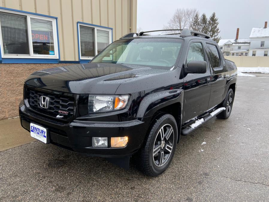 Used 2012 Honda Ridgeline in East Windsor, Connecticut | Century Auto And Truck. East Windsor, Connecticut