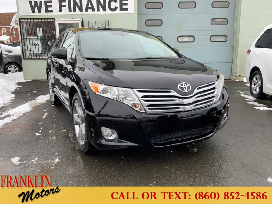 Used 2011 Toyota Venza in Hartford, Connecticut | Franklin Motors Auto Sales LLC. Hartford, Connecticut