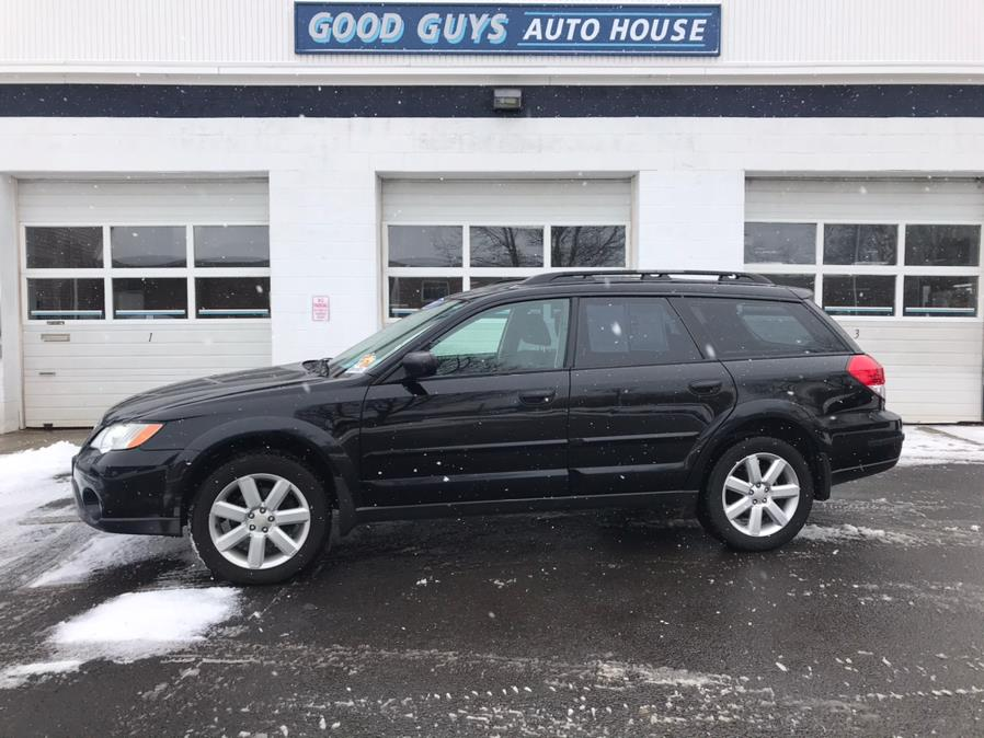 Used 2009 Subaru Outback in Southington, Connecticut | Good Guys Auto House. Southington, Connecticut