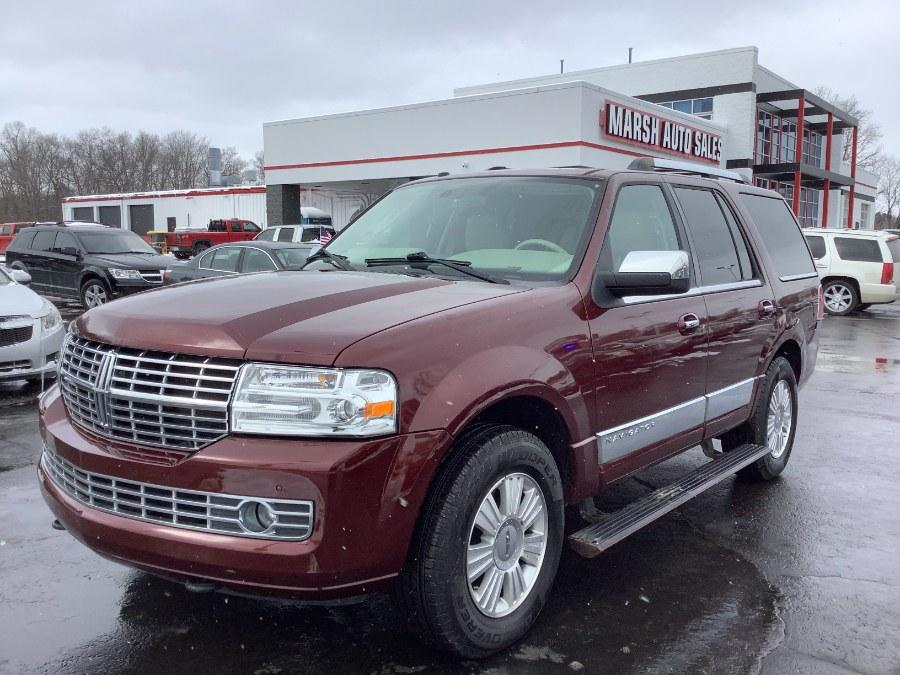 Used 2012 Lincoln Navigator in Ortonville, Michigan | Marsh Auto Sales LLC. Ortonville, Michigan