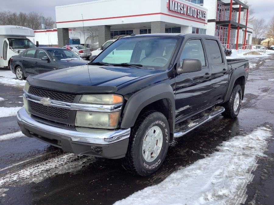 Used 2005 Chevrolet Colorado in Ortonville, Michigan   Marsh Auto Sales LLC. Ortonville, Michigan