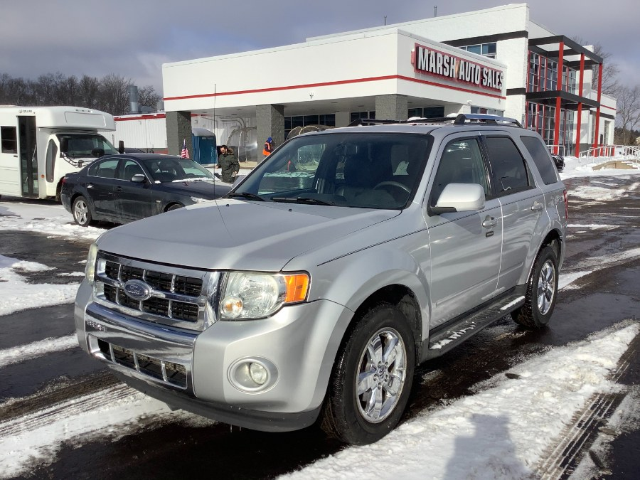 Used Ford Escape FWD 4dr V6 Auto Limited 2009 | Marsh Auto Sales LLC. Ortonville, Michigan