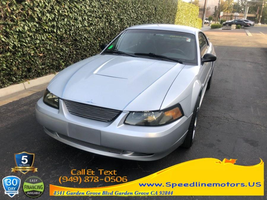 Used Ford Mustang 2dr Cpe Deluxe 2004 | Speedline Motors. Garden Grove, California