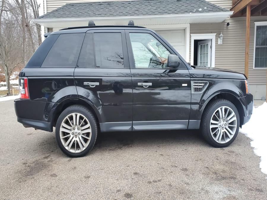 Used Land Rover Range Rover Sport 4WD 4dr HSE LUX 2011 | Capital Lease and Finance. Brockton, Massachusetts