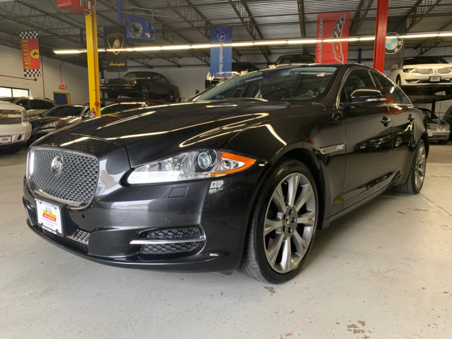 Used Jaguar XJ 4dr Sdn AWD 2013 | MP Motors Inc. West Babylon , New York