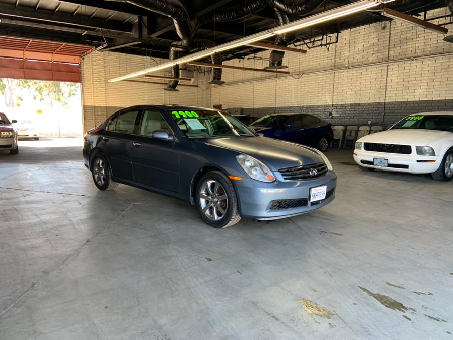 Used 2005 Infiniti G35 Sedan in Garden Grove, California | U Save Auto Auction. Garden Grove, California