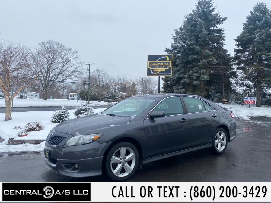 Used Toyota Camry 4dr Sdn I4 Auto SE (Natl) 2011 | Central A/S LLC. East Windsor, Connecticut