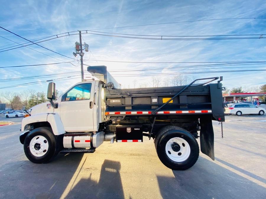 Used GMC C7500 10 FEET DUMP TRUCK 2006 | NJ Truck Spot. South Amboy, New Jersey