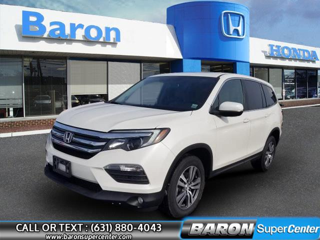 Used 2018 Honda Pilot in Patchogue, New York | Baron Supercenter. Patchogue, New York