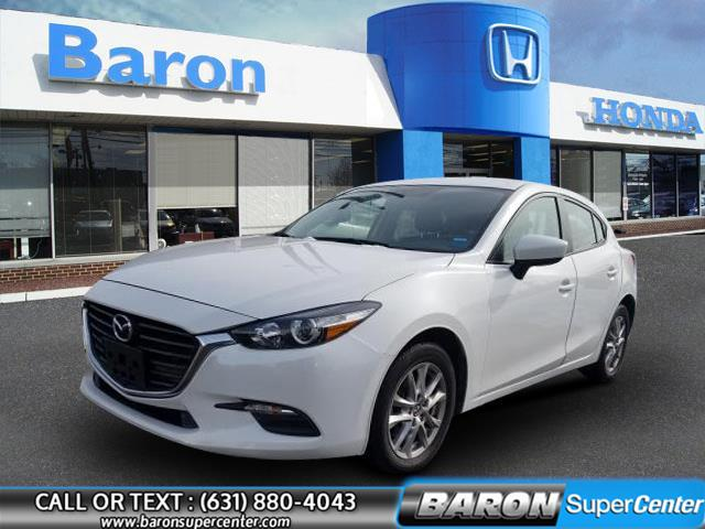 Used 2017 Mazda Mazda3 5-door in Patchogue, New York | Baron Supercenter. Patchogue, New York