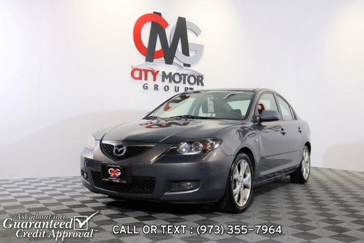 Used 2008 Mazda Mazda3 in Haskell, New Jersey | City Motor Group Inc.. Haskell, New Jersey