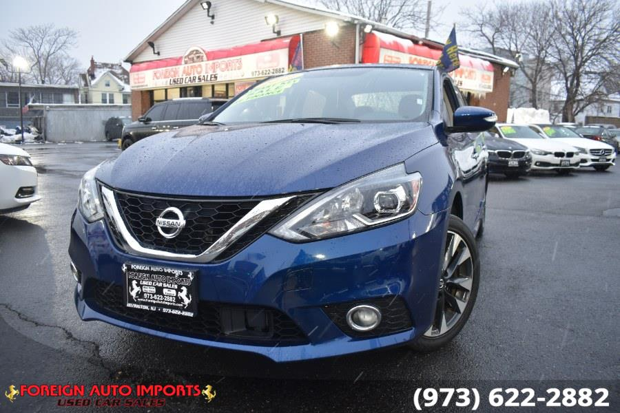 Used 2019 Nissan Sentra in Irvington, New Jersey | Foreign Auto Imports. Irvington, New Jersey