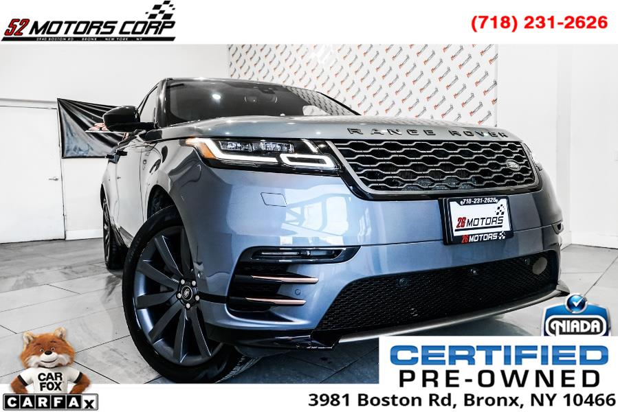 Used 2018 Land Rover Range Rover Velar in Woodside, New York | 52Motors Corp. Woodside, New York