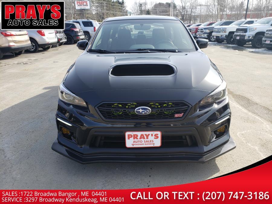 Used 2020 Subaru WRX in Bangor , Maine | Pray's Auto Sales . Bangor , Maine