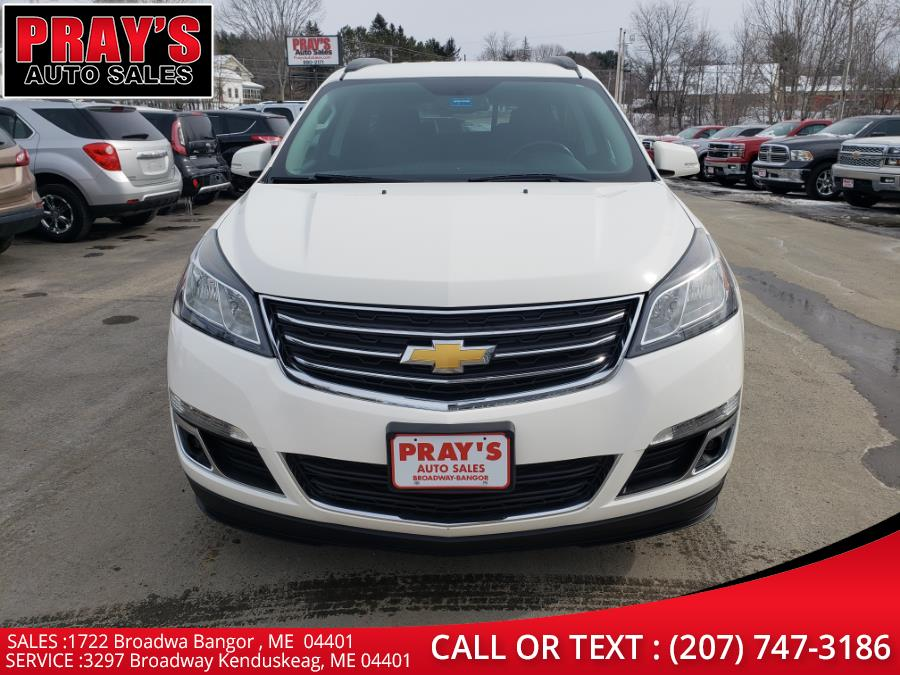 Used 2014 Chevrolet Traverse in Bangor , Maine | Pray's Auto Sales . Bangor , Maine
