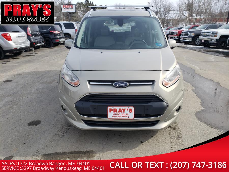 Used 2014 Ford Transit Connect Wagon in Bangor , Maine | Pray's Auto Sales . Bangor , Maine