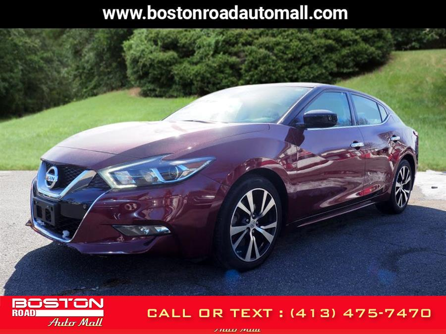 Used 2017 Nissan Maxima in Springfield, Massachusetts | Boston Road Auto Mall. Springfield, Massachusetts