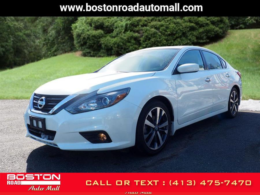 Used 2017 Nissan Altima in Springfield, Massachusetts | Boston Road Auto Mall. Springfield, Massachusetts
