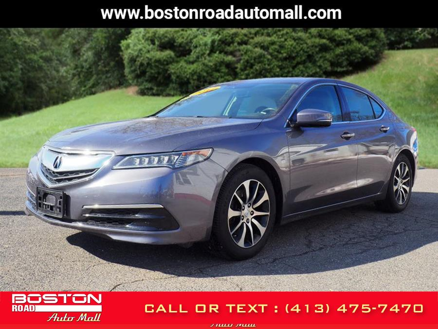 Used 2017 Acura Tlx in Springfield, Massachusetts | Boston Road Auto Mall. Springfield, Massachusetts