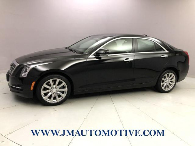 Used 2018 Cadillac Ats in Naugatuck, Connecticut | J&M Automotive Sls&Svc LLC. Naugatuck, Connecticut