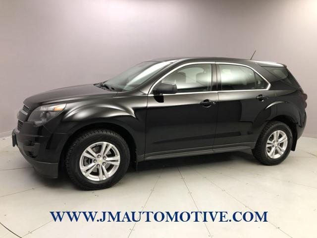 Used Chevrolet Equinox FWD 4dr LS 2013 | J&M Automotive Sls&Svc LLC. Naugatuck, Connecticut