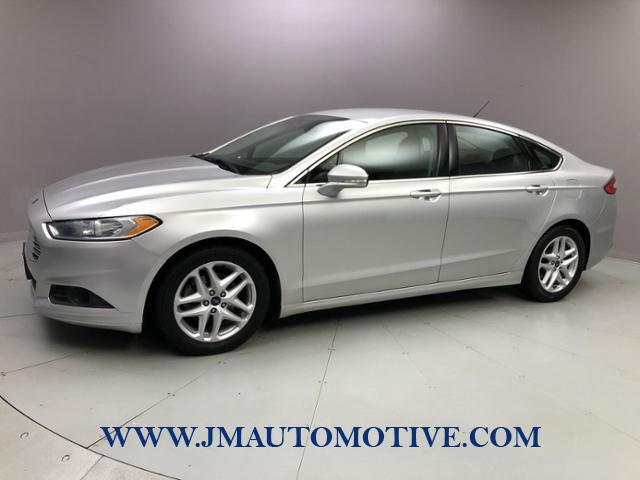 Used Ford Fusion 4dr Sdn SE FWD 2014 | J&M Automotive Sls&Svc LLC. Naugatuck, Connecticut