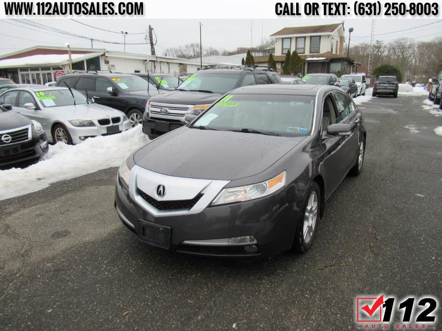 Used Acura TL 4dr Sdn 2WD Tech 2011 | 112 Auto Sales. Patchogue, New York