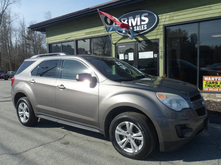 Used 2011 Chevrolet Equinox in Brooklyn, Connecticut | Brooklyn Motor Sports Inc. Brooklyn, Connecticut