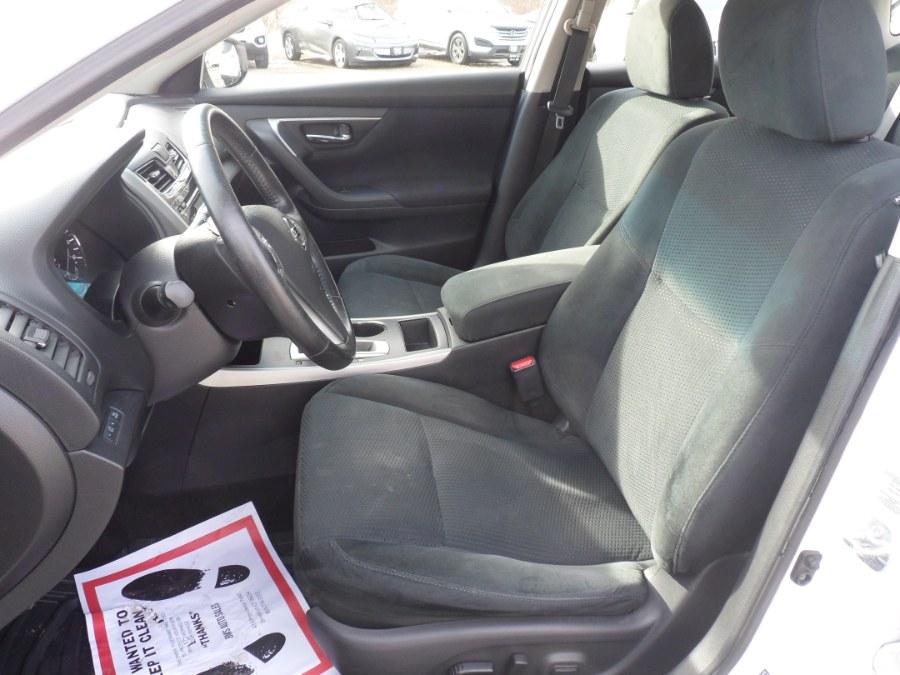 Used Nissan Altima 4dr Sdn I4 2.5 SV 2015   Brooklyn Motor Sports Inc. Brooklyn, Connecticut