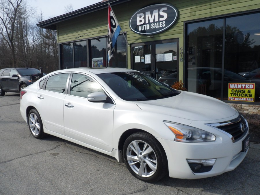 Used 2015 Nissan Altima in Brooklyn, Connecticut | Brooklyn Motor Sports Inc. Brooklyn, Connecticut
