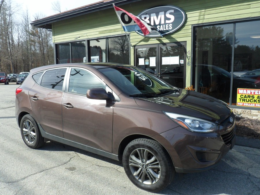 Used 2014 Hyundai Tucson in Brooklyn, Connecticut | Brooklyn Motor Sports Inc. Brooklyn, Connecticut