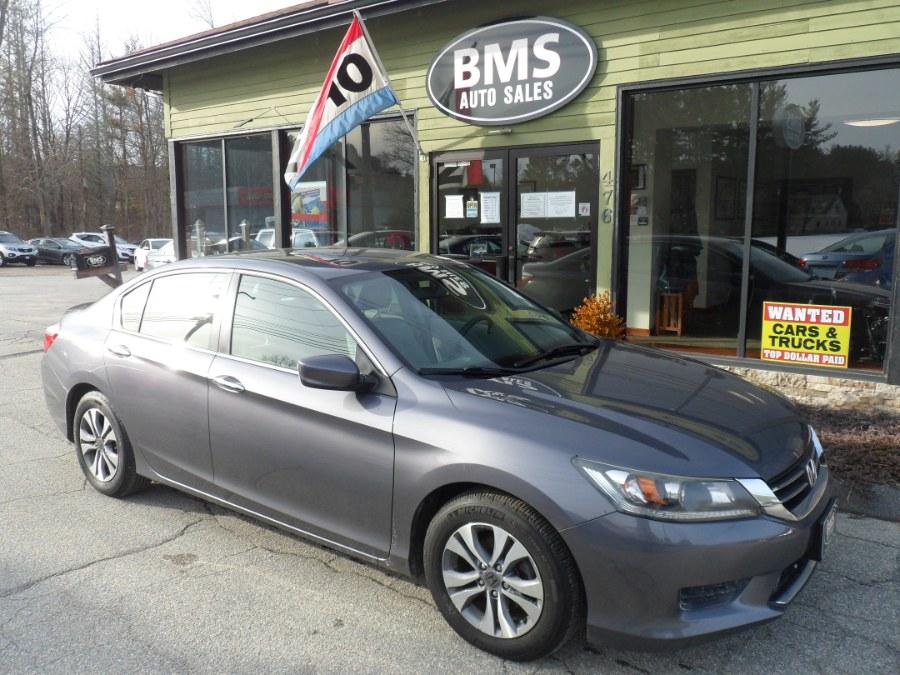 Used 2015 Honda Accord Sedan in Brooklyn, Connecticut | Brooklyn Motor Sports Inc. Brooklyn, Connecticut