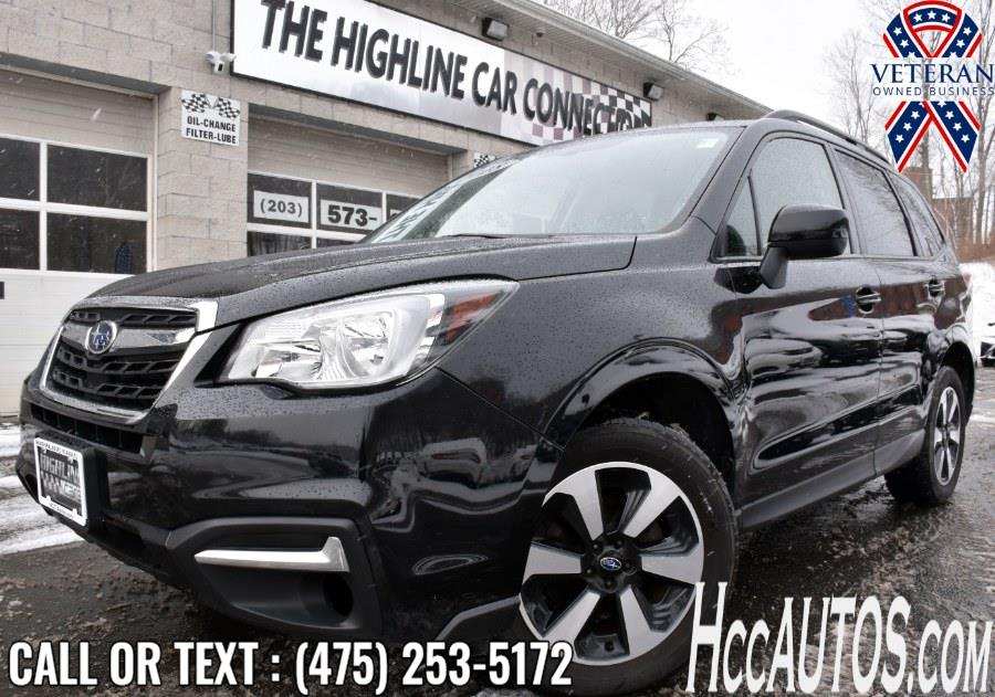 Used 2018 Subaru Forester in Waterbury, Connecticut | Highline Car Connection. Waterbury, Connecticut