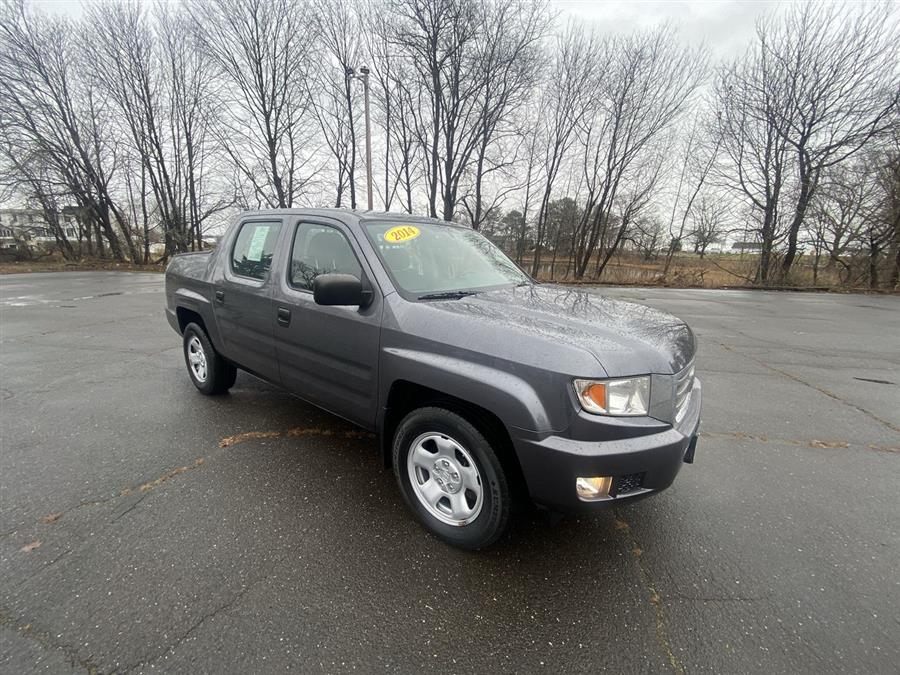 Used Honda Ridgeline 4WD Crew Cab RT 2014 | Wiz Leasing Inc. Stratford, Connecticut
