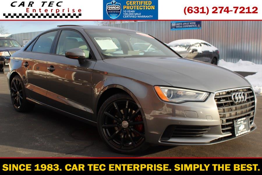 Used 2016 Audi A3 in Deer Park, New York | Car Tec Enterprise Leasing & Sales LLC. Deer Park, New York