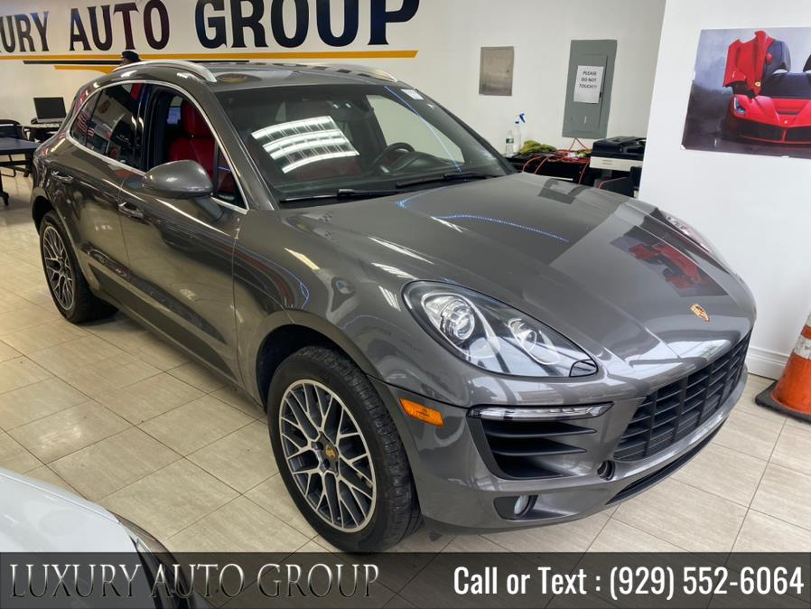 Used Porsche Macan AWD 4dr S 2015 | Luxury Auto Group. Bronx, New York