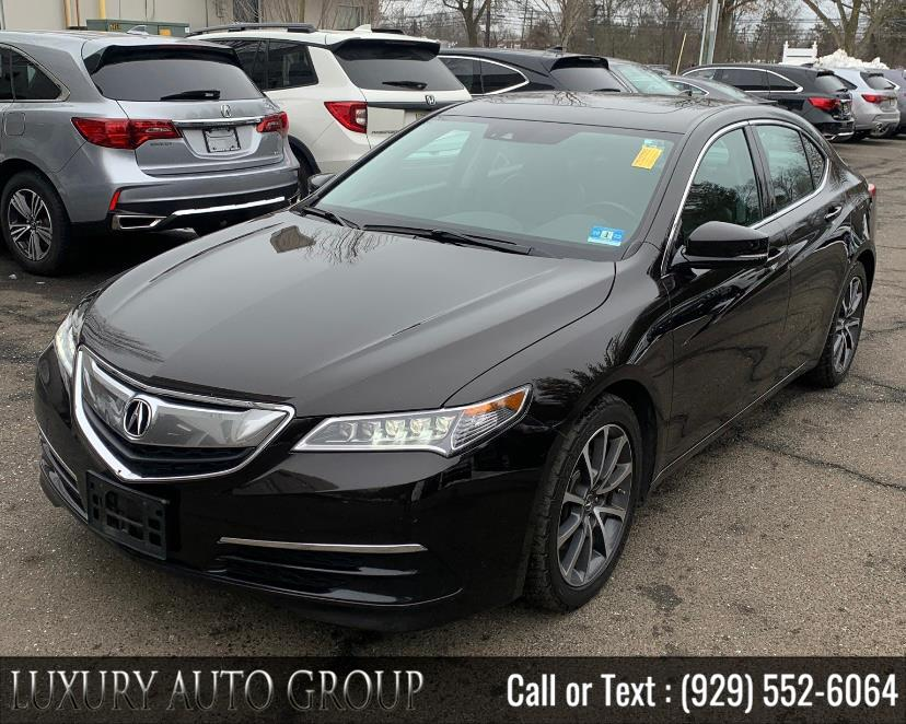 Used 2015 Acura TLX in Bronx, New York | Luxury Auto Group. Bronx, New York