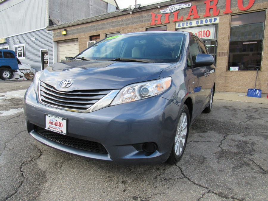 Used 2016 Toyota Sienna in Worcester, Massachusetts | Hilario's Auto Sales Inc.. Worcester, Massachusetts