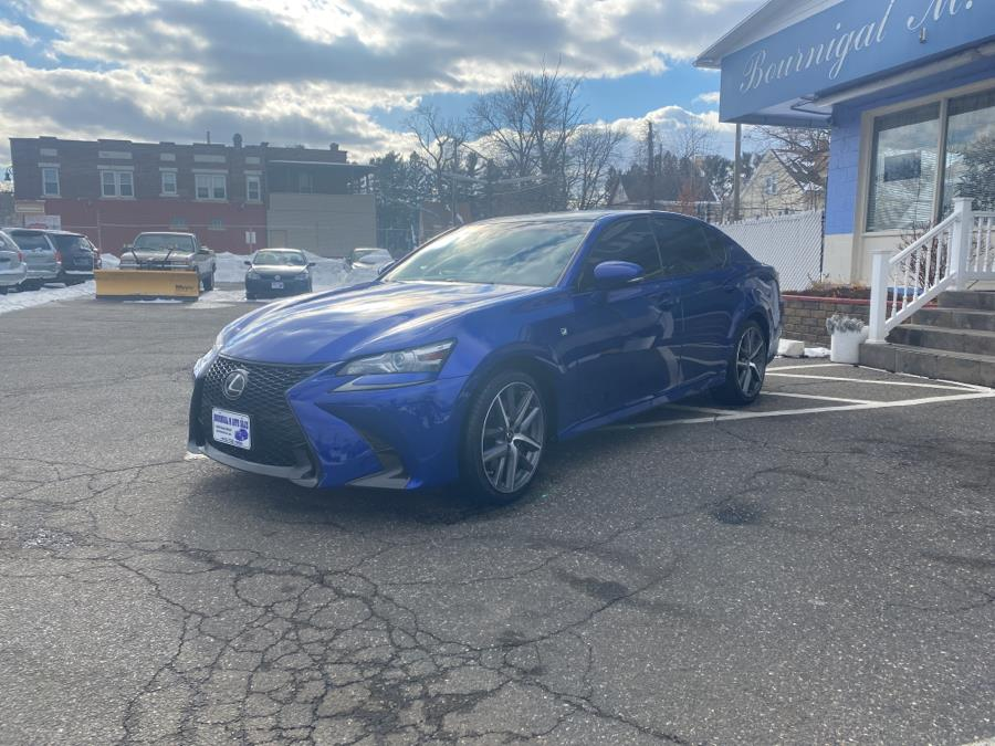 Used 2016 Lexus GS 350 in Springfield, Massachusetts | Bournigal Auto Sales. Springfield, Massachusetts