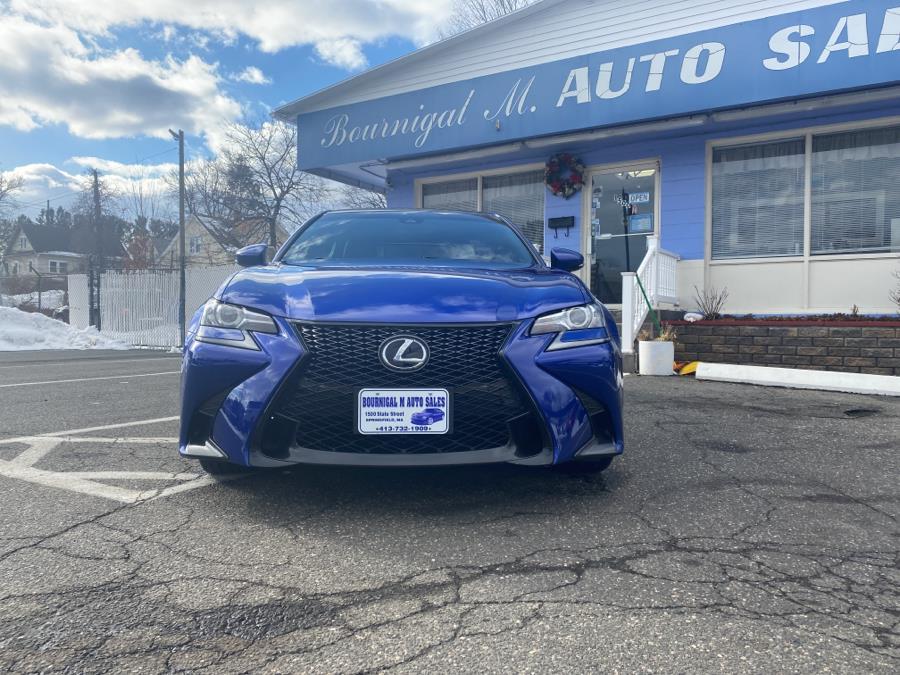Used Lexus GS 350 4dr Sdn AWD 2016 | Bournigal Auto Sales. Springfield, Massachusetts