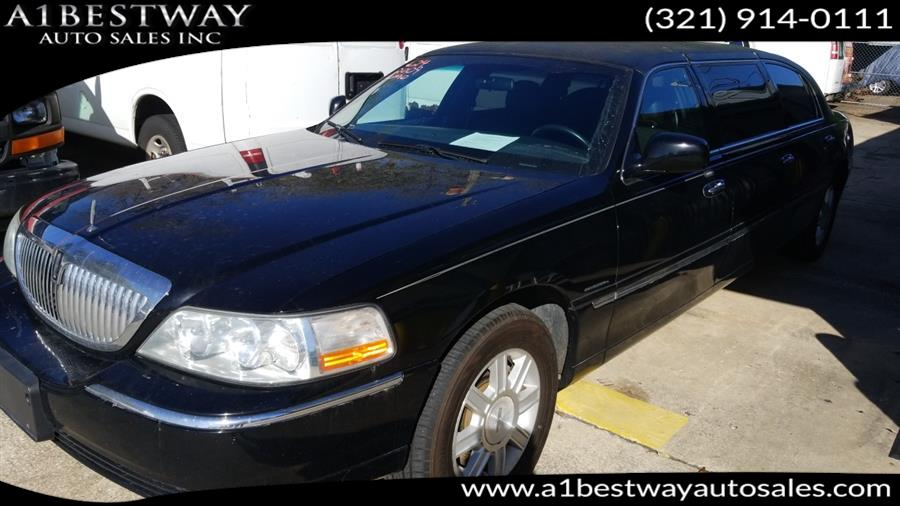 Used 2009 Lincoln Town Car in Melbourne , Florida | A1 Bestway Auto Sales Inc.. Melbourne , Florida