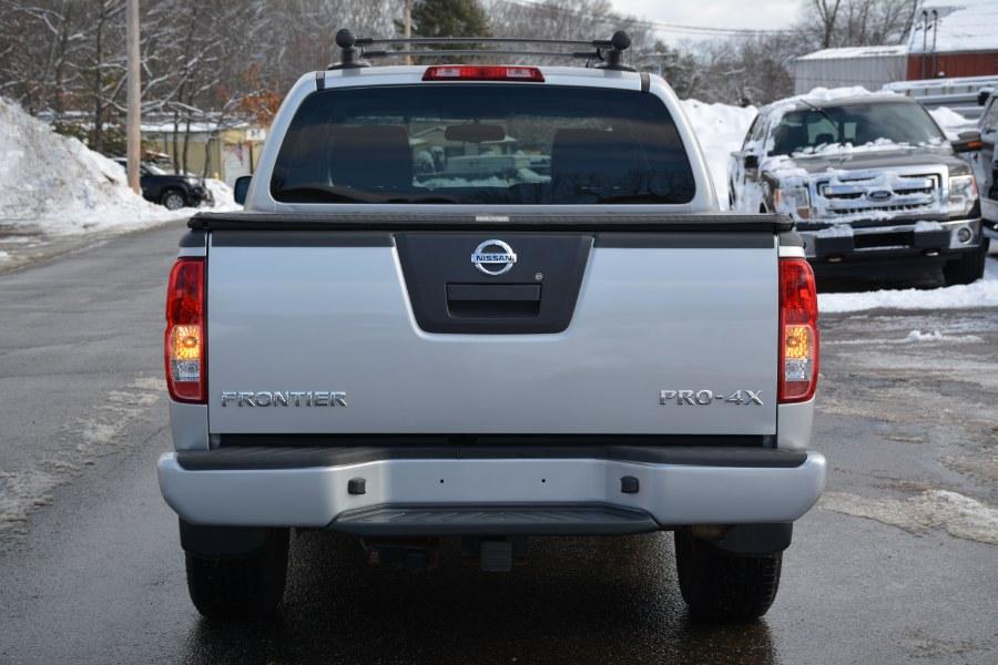 Used Nissan Frontier 4WD Crew Cab SWB Auto PRO-4X 2011 | New Beginning Auto Service Inc . Ashland , Massachusetts