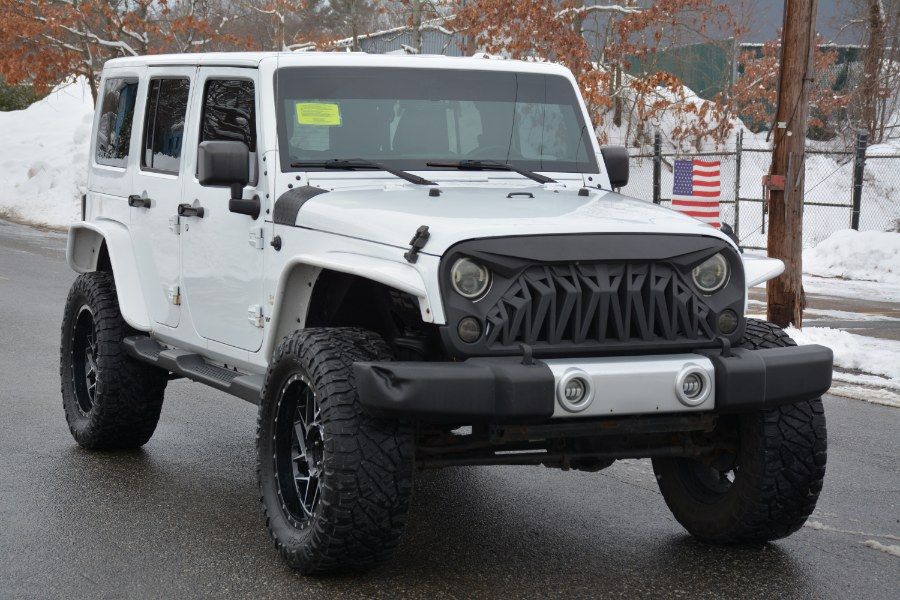 Used 2015 Jeep Wrangler Unlimited in Ashland , Massachusetts | New Beginning Auto Service Inc . Ashland , Massachusetts