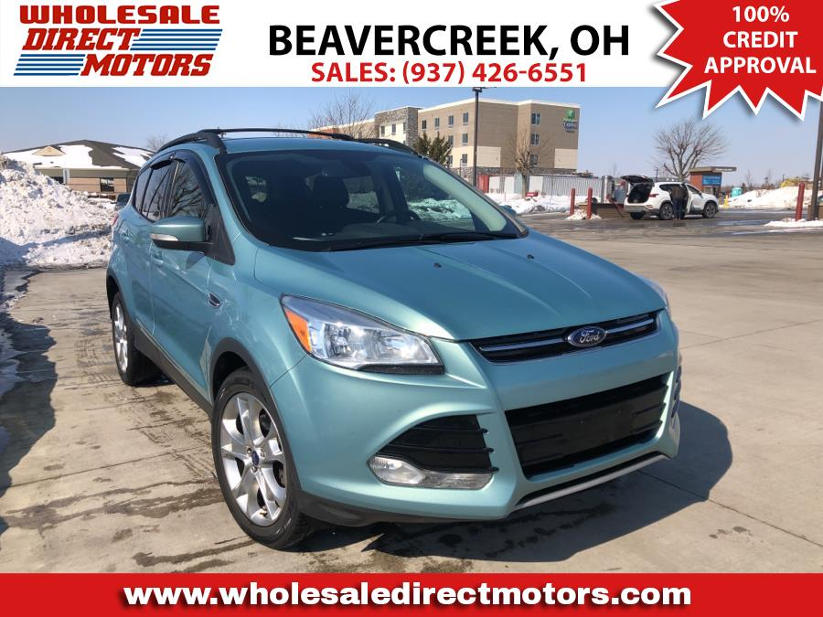 Used Ford Escape FWD 4dr SEL 2013 | Wholesale Direct Motors. Beavercreek, Ohio