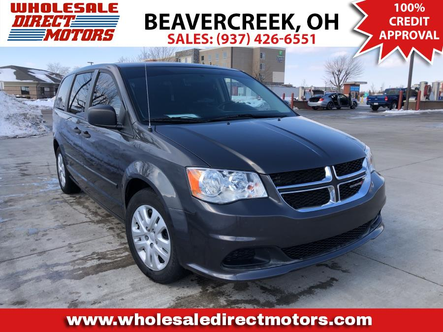 Used 2015 Dodge Grand Caravan in Beavercreek, Ohio | Wholesale Direct Motors. Beavercreek, Ohio