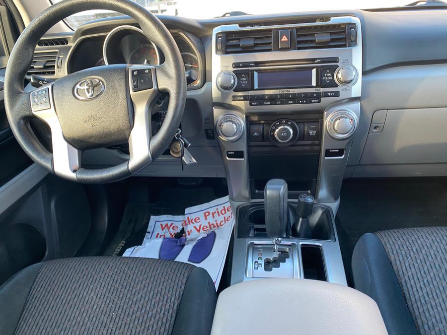 Used Toyota 4Runner 4WD 4dr V6 SR5 (Natl) 2012   Capital Lease and Finance. Brockton, Massachusetts