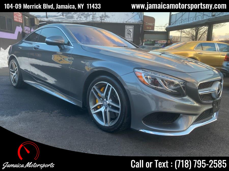 Used 2016 Mercedes-Benz S-Class in Jamaica, New York | Jamaica Motor Sports . Jamaica, New York