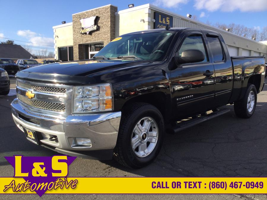 Used 2012 Chevrolet Silverado 1500 in Plantsville, Connecticut | L&S Automotive LLC. Plantsville, Connecticut