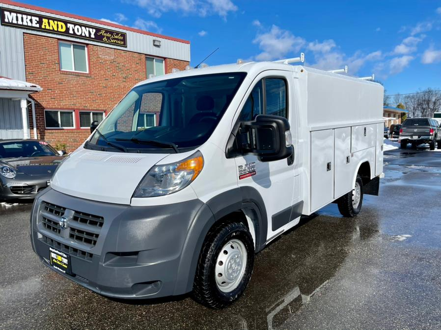 "Used Ram ProMaster 2500 Low Roof 136"" WB 2016 