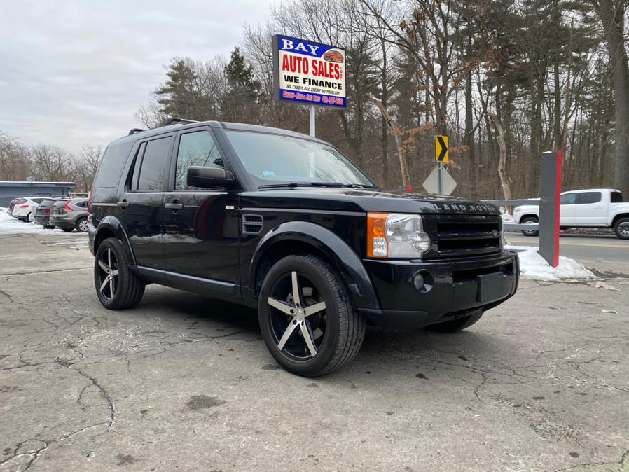 Used 2009 Land Rover LR3 in Springfield, Massachusetts | Bay Auto Sales Corp. Springfield, Massachusetts